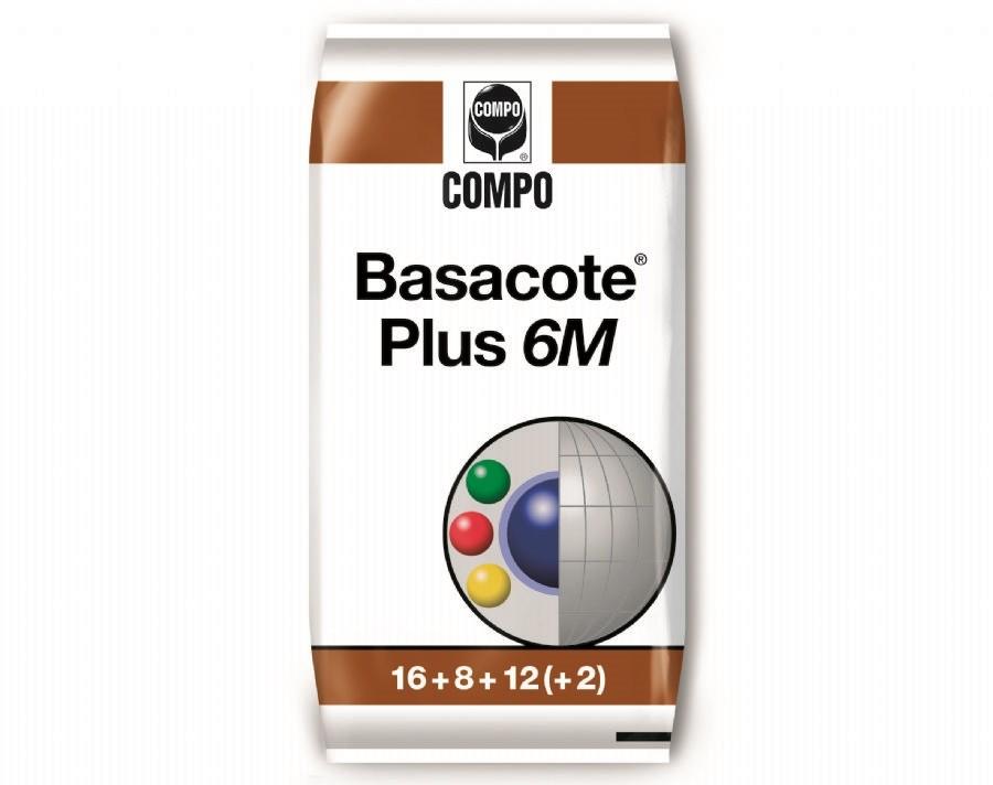 Basacote (NPK 16-08-12) 200g - NOVIDADE