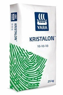 Fertilizante Yara Manutenção NPK 18-18-18 (200g)