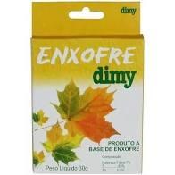 Enxofre Dimy - 30 g